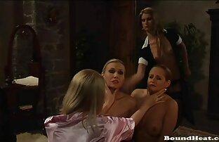 Brigitte passe du bon temps avec ses amis noirs film complet porno français