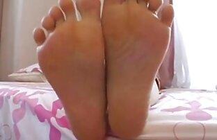POV Foot Job - Lelu film streaming complet porno