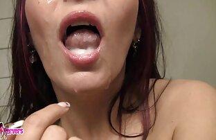 Une femme blanche obtient un creampie de film x streaming gratuit francais son amant noir